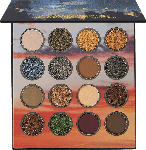 dm-drogerie markt BH Cosmetics Lidschattenpalette Golden Twilight