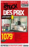 Brico Dépôt Du stock, des prix ! - au 16.03.2020