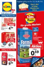 LIDL Flugblatt Food