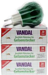 Vandal Gelsenstecker + 60 Nachfüllungen