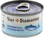 BILLA Vier Diamanten Thunfisch in Öl