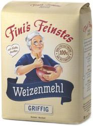 Fini's Feinstes Weizenmehl Griffig