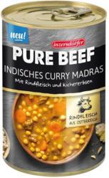 Inzersdorfer Pure Beef Indisches Curry Madras