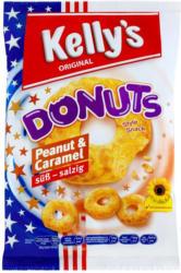 Kelly's Donuts Peanut & Caramel