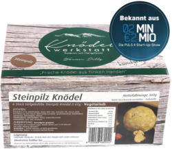 Knödelwerkstatt Dilly Steinpilz Knödel