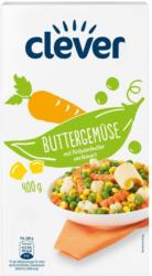 Clever Buttergemüse