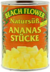 Beach Flower Ananas-Stücke Natursüß