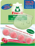 BILLA Frosch Himbeer WC-Frische-Spüler