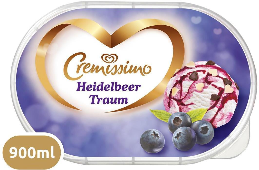 Cremissimo Heidelbeer Traum