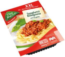 Chef Menü XXL Spaghetti Bolognese