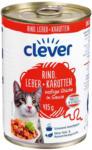 BILLA Clever Katze Rind, Leber & Karotten