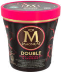 BILLA Eskimo Magnum Double Dark Chocolate & Raspberry