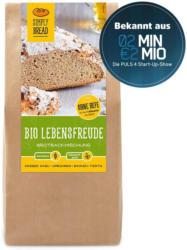 Simply Bread Bio Lebensfreude Backmischung