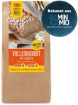 BILLA Simply Bread Vollkornbrot mit Karotte Backmischung