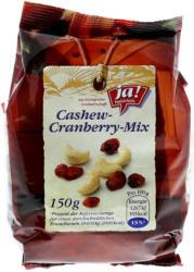Ja! Natürlich Cashew Cranberry Mix