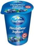 BILLA Tirol Milch Joghurt Heidelbeere