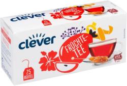 Clever Früchtetee