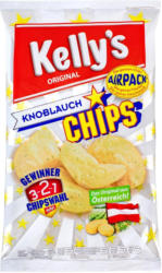 Kelly's Chips Knoblauch