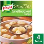 BILLA Knorr Bitte zu Tisch Grießnockerlsuppe