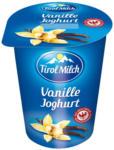 BILLA Tirol Milch Joghurt Vanille
