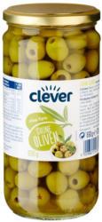 Clever Grüne Oliven ohne Kern