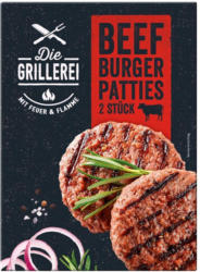 Die Grillerei Beef Burger Patties