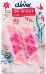 Clever WC Duft-Steinchen Lilie