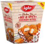 BILLA Iglo Chicken Box Hot & Spicy Chicken Bites