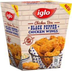 Iglo Chicken Box Black Pepper Chicken Wings
