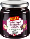 BILLA BILLA Holler Apfel Zwetschke Fruchtaufstrich