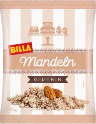 BILLA Mandeln Gerieben