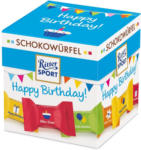 BILLA Ritter Sport Schokowürfel Happy Birthday