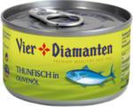 BILLA Vier Diamanten Thunfisch in Olivenöl