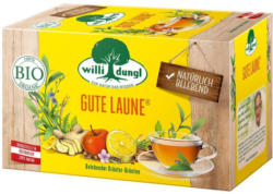 Willi Dungl Gute Laune Tee