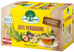 Willi Dungl Gute Verdauung Tee