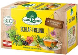 Willi Dungl Schlaffreund Tee