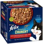BILLA Felix Sensations Crunchy Fleisch 20er + Topping