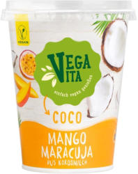 Vegavita Kokosgurt Mango-Maracuja
