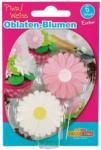 BILLA Decocino Oblaten Blumen Pink/Weiß