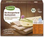 BILLA Alnavit Bio Knusperbrot Buchweizen