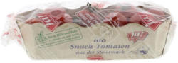 Ja! Natürlich Snack-Tomaten aus Österreich