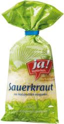 Ja! Natürlich Sauerkraut