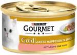 BILLA Gourmet Gold Zarte Häppchen mit Lachs und Huhn