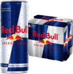 BILLA Red Bull Energy Drink 6-Pack