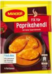 BILLA MAGGI Fix für Paprikahendl