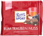 BILLA Ritter Sport Rum Trauben Nuss