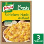 BILLA Knorr Basis für Schinken Nudel Auflauf