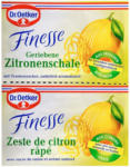 BILLA Dr. Oetker Finesse Zitronenschale