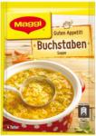 BILLA MAGGI Guten Appetit Buchstaben Suppe