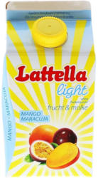 Lattella Mango Maracuja light